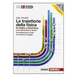 TRAIETTORIE DELLA FISICA 2 +EBOOK