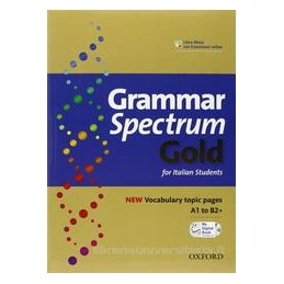 GRAMMAR SPECTRUM GOLD +MY DIGITAL B.+KEY