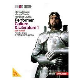 PERFORMER CULTURE & LITERATURE 1 +EBOOK