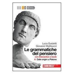GRAMMATICHE DEL PENSIERO 1A+1B