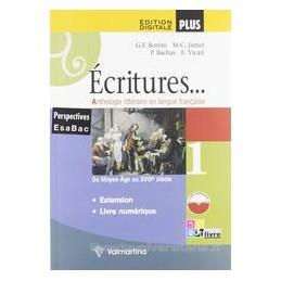 ECRITURES...1 +EXTENSION +LIVRE NUMERIQU