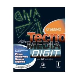 tecnomedia-digit-disegno-con-cdsettprodcon-dvdtavolemi-preptavdislab-comp-on-line-vol-u