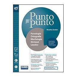 punto-per-punto--libro-misto-con-openbook-morfologia--comunicazione--quaderno--lessico--mappe