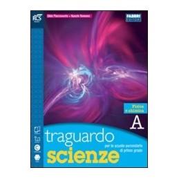 traguardo-scienze--libro-misto-con-openbook-volume-a--b--c--d--extrakit--openbook--quaderno-v
