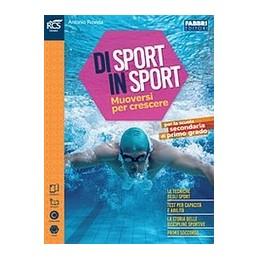 di-sport-in-sport--libro-misto-con-openbook-volume--extrakit--openbook-vol-u