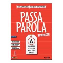passaparola--edizione-rossa--pack-vol-acdbtest-dingressomappe-schemi--e-tabellelaboratorio