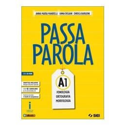 passaparola--semipack-vol-a1cda2test-dingressomappe-schemi-e-tabelle--laboratorio-vol-u