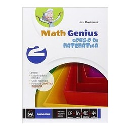 math-genius----volume-2--palestra-matematica-2--ebook-anche-su-dvd--vol-2