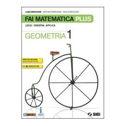 fai-matematica-plus--geometria-1-leggi-osserva-applica-vol-1