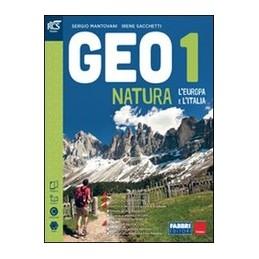 geonatura-classe-1--libro-misto-con-openbook-volume-1--atlante-osservo-e-imparo-1--extrakit--ope