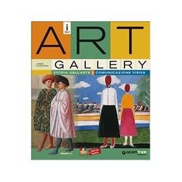 art-gallery-storia-dellarte-e-comunicazione-visiva-vol-u