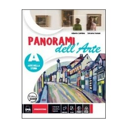 panorami-dellarte-volumi-a--b--c--easy-book-su-dvd--ebook--vol-u