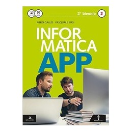 informatica-app-2-volume-unico--cd-rom--2-biennio-vol-u