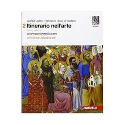 itinerario-nellarte--4a-edizione-versione-arancione--volume-2--ldm-dall-arte-paleocristiana-a-g