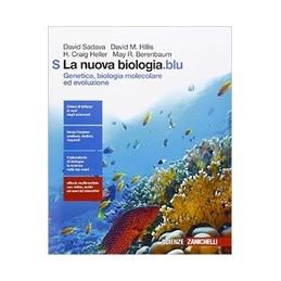 nuova-biologia-blu-la--genetica-biologia-molecolare-ed-evoluzione-s-ldm--vol-u