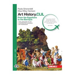 art-history-clil--from-egyptians-to-baroque-ld--vol-u