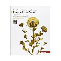 itinerario-nellarte--4a-edizione-versione-gialla--volume-2-ldm-dallarte-paleocristiana-a-giotto