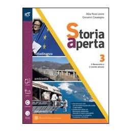 storia-aperta-classe-3--libro-misto-con-openbook-volume-3--extrakit--openbook-vol-3