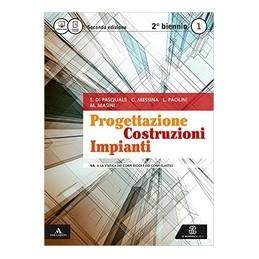 progettazione-costruzioni-impianti-volume-1a---volume---1b---quaderno--3edizione-vol-1