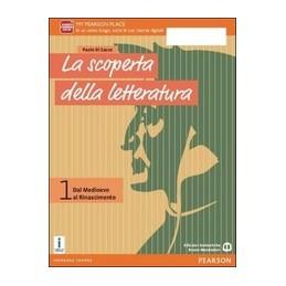scoperta-della-letteratura-la-1-con-antologia-della-divina-commedia--vol-1