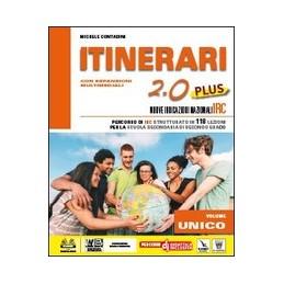 itinerari-20-plus--dvd-libro-digitale-schede-tematiche-per-la-scuola-superiore-vol-u
