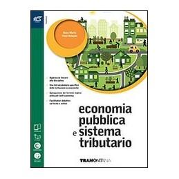 economia-pubblica-e-sistema-tributario--libro-misto-con-openbook-volume--extrakit--openbook-vol