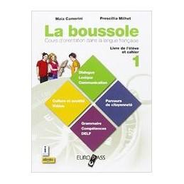 boussole-lalivre-deleve-et-cahier--destination-culture--cdrom-cours-dorientation-dans-la-lang