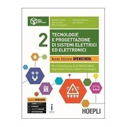 tecnologie-e-progettazione-di-sistemi-elettrici-ed-elettronici-nuova-edizion-per-larticolazione-el