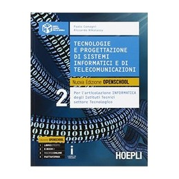 tecnologie-e-progettazione-di-sistemi-informatici-e-di-telecomunicazioni-nuo--vol-2