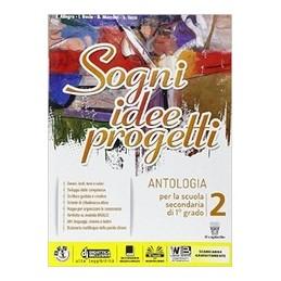 sogni-idee-progetti-2--letteratura--vol-2