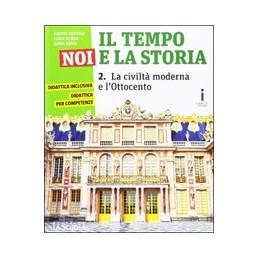 tempo-noi-e-la-storia--il--corso-di-storia--cittadinanza-e-costituzione-edizione--plus-dvd-vol-2