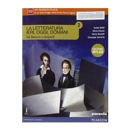 letteratura-ieri-oggi-domani-2-dal-barocco-a-leopardi-edmylab--vol-2