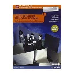 LETTERATURA-IERI-OGGI-DOMANI-EDIZIONE-MYLAB-Vol