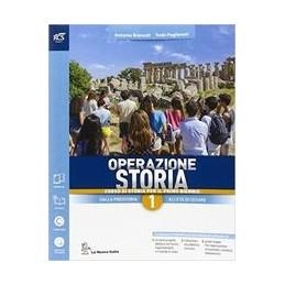 operazione-storia-classe-1--libro-misto-con-openbook-volume-1--extrakit--openbook-vol-1
