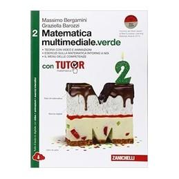 matematica-multimediale-verde--volume-2-con-tutor-ldm-con-fascicolo-costruire-competenze-di-matem