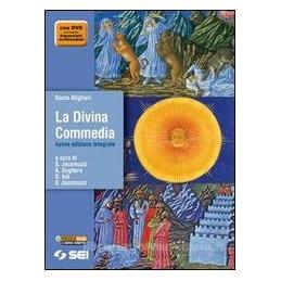 DIVINA COMMEDIA (JACOMUZZI DUGHERA) +DVD