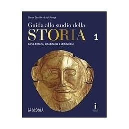 guida-allo-studio-della-storia-corso-di-storia--cittadinanza-e-costituzione-edizione-plus-vol-1