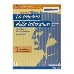 scoperta-della-letteratura-1-ed-blu--vol-1