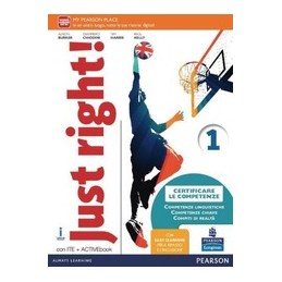 just-right-1--edizione-con-activebook--vol-1