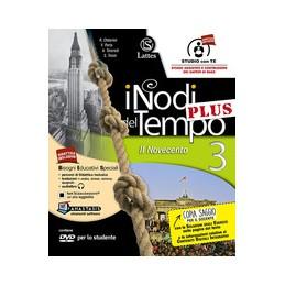 nodi-del-tempo-i-plus-v-3-con-dvd-e-cartetavill3mi-preparo-interr-il-novecento-vol-3