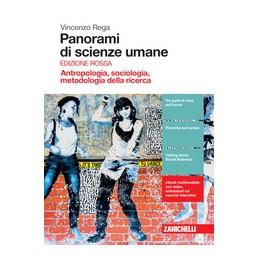 panorami-di-scienze-umane--edizione-rossa--volume-u-ldm-antropologia-sociologia-metodologia-del