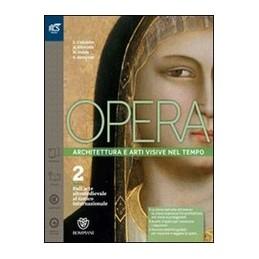 opera-classe-2--libro-misto-con-openbook-volume-2--come-leggere-lopera-darte-2--extrakit--open