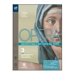 opera-classe-3--libro-misto-con-openbook-volume-3--come-leggere-lopera-darte-3--extrakit--open