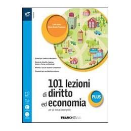 101-lezioni-di-diritto-ed-economia-plus-alberghieri-libro-misto-con-openbook-volume--extrakit--op