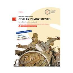 civilta-in-movimento-vol1-1-dalla-preistoria-alla-crisi-della-repubblica--la-storia-a-colpo-doc