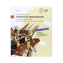 civilta-in-movimento-vol2-2-dalla-fine-della-repubblica-allalto-medioevo-vol-2