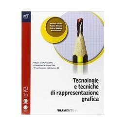 tecnologie-e-tecniche-di-rappresentazione-grafica--libro-misto-con-openbook-volume--extrakit--ope