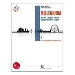 MILLENNIUM 1 +APPROACHING LITERARY GENRE