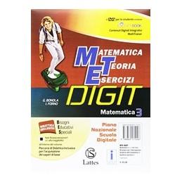 matematica-teoria-esercizi-digit-matematica-3-con-dvd-e-tavnummi-prepper-interrogquadcomp-3