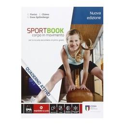 sportbook-nuova-edizione--quaderno--e-book-corpo-in-movimento-vol-u